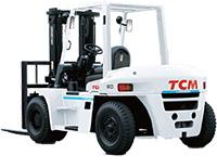 tcm 25 forklift parts manual